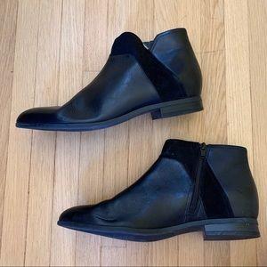 Nine West Oziaso Black Booties